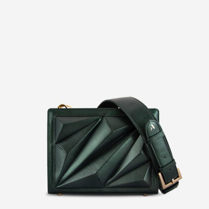 arutti_tokio_business_bag_mini_gruen_metallic_vorne_artikelbilder
