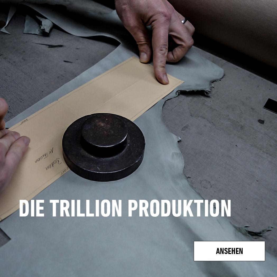 Arutti Handtaschen Produktion