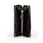 arutti london tower purse black gold