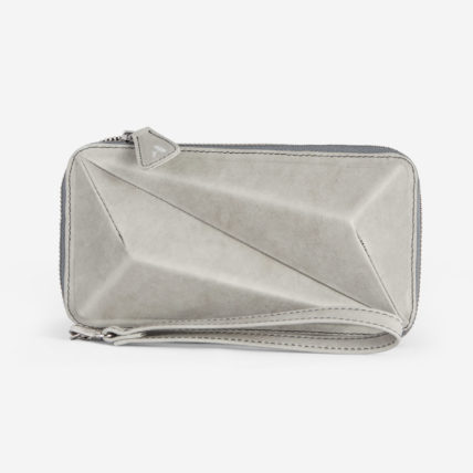 arutti london tower purse grau grey